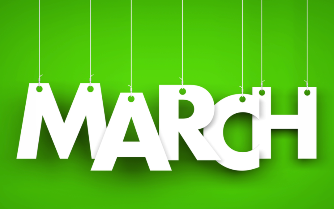 Sales Lift in March